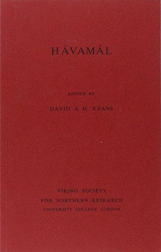 9780903521826: Havamal