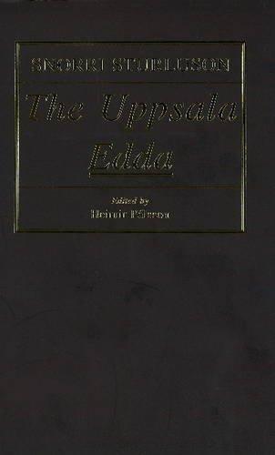 9780903521857: The Uppsala Edda: DG 11 4to