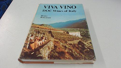 9780903551144: Viva vino: D.O.C. wines of Italy