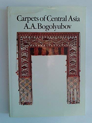 9780903580052: Carpets of Central Asia