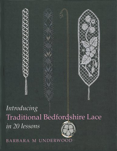 9780903585279: Introducing Traditional Bedfordshire Lace in 20 Lessons