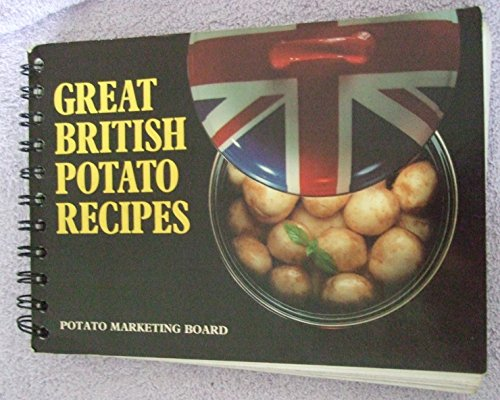 9780903623230: Great British potato recipes: 101 ways with Britain's favourite vegetable