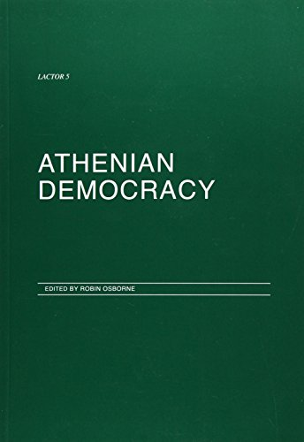 9780903625371: Athenian Democracy
