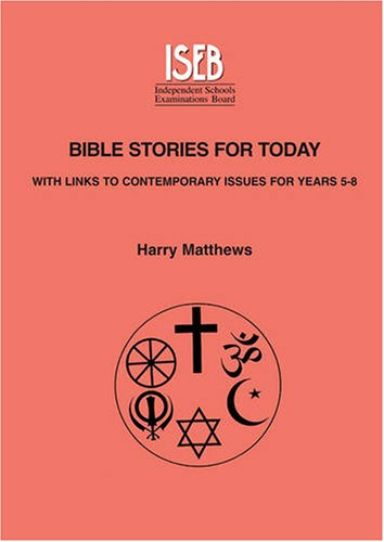 9780903627115: Bible Stories for Today (ISEB RS)