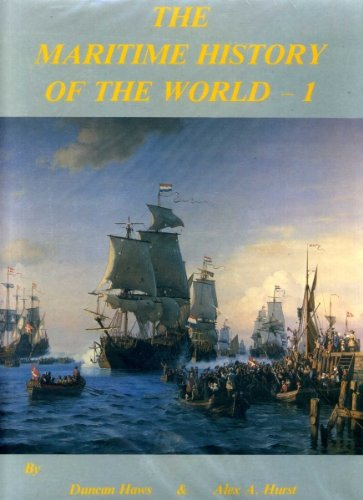2 VOLUMES: THE MARITIME HISTORY OF THE WORLD, A Chronological Survey.From 5,000 B.C. until the Pr...