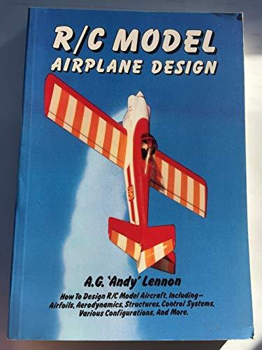 9780903676144: R/C model airplane design