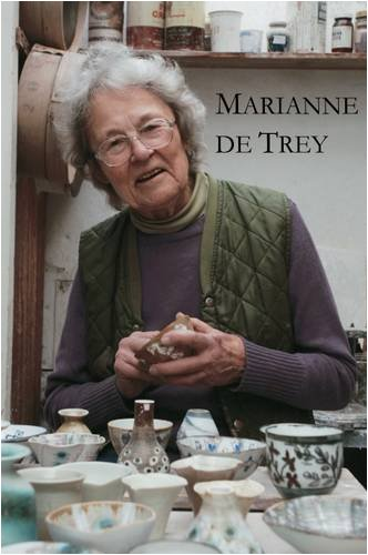 Marianne De Trey (9780903685016) by Richard Dennis