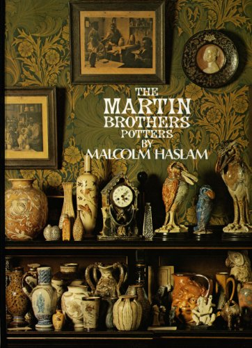 9780903685061: The Martin Brothers Potters