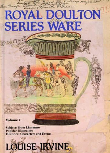 Royal Doulton Series Ware Volume I (one) (1)