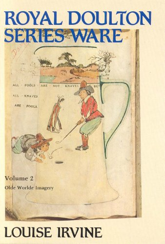 9780903685146: Royal Doulton Series Ware, Volume 2: Olde Worlde Imagery