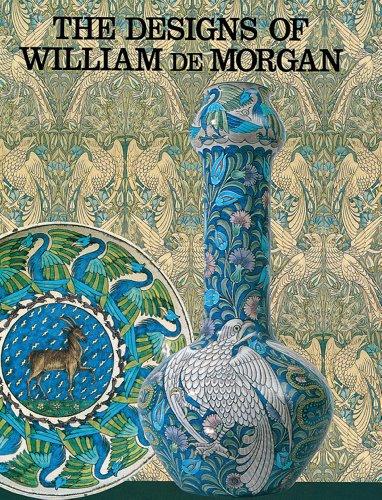 9780903685245: The Designs of William De Morgan.