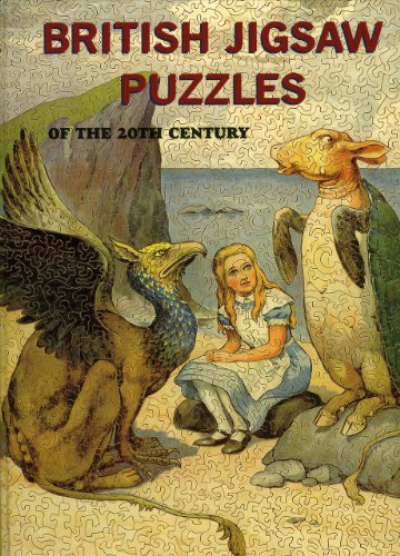 9780903685566: British Jig-saw Puzzles of the 20th Century