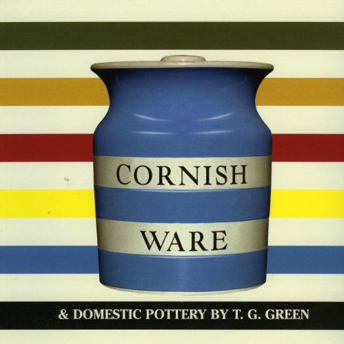 Cornish Ware & Domestic Pottery (0903685833) by Paul Atterbury