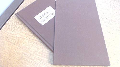 Henry George: Printer, Bookseller, Stationer And Bookbinder, Westerham 1830-C.1846: James Moran