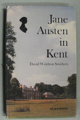 9780903696203: Jane Austen in Kent