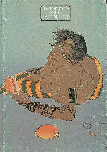 9780903697132: Prints of Paul Jacoulet