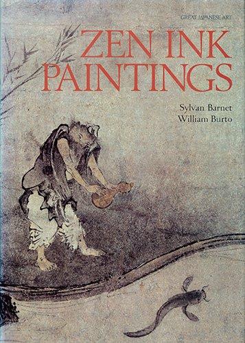 9780903697194: Zen Ink Paintings (Great Japanese art)