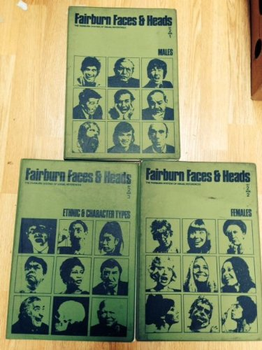 9780903725019: Fairburn System of Visual References Set 2 Three Vols