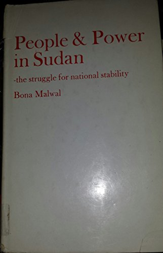 People and Power in Sudan (Sudan studies)