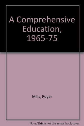 9780903738378: A Comprehensive Education, 1965-75