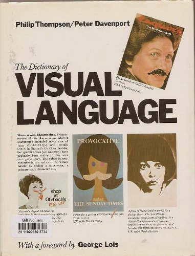 9780903767071: Dictionary of Visual Language