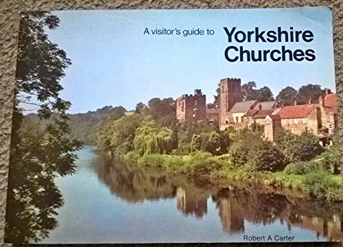 9780903775021: A Visitor's Guide to Yorkshire Churches