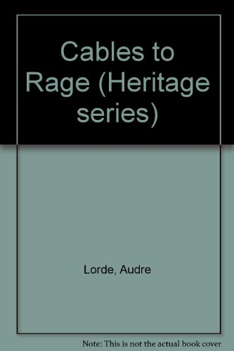 9780903779098: Cables to Rage (Heritage series)