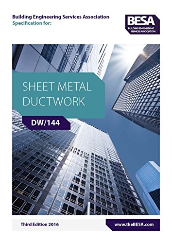 9780903783279: DW144 - Specification for Sheet Metal Ductwork