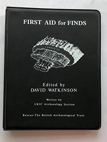 9780903789134: First Aid for Finds: Practical Guide for Archaeologists