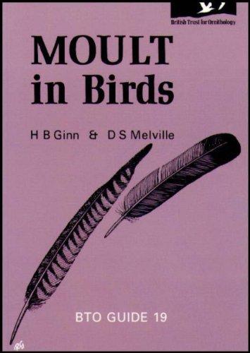 Moult in birds (BTO guide): H. B Ginn