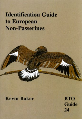 9780903793186: Identification Guide to European Non-Passerines (BTO Guides)