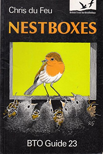 9780903793292: Nestboxes (BTO Guides)