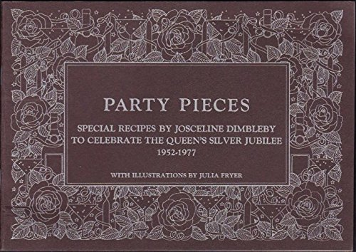 Party Pieces (9780903798174) by Josceline Dimbleby