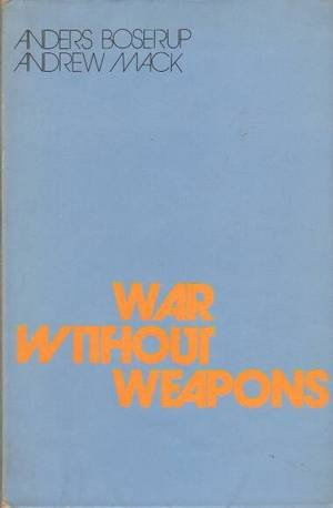 9780903804035: War without Weapons: Nonviolence in National Defence