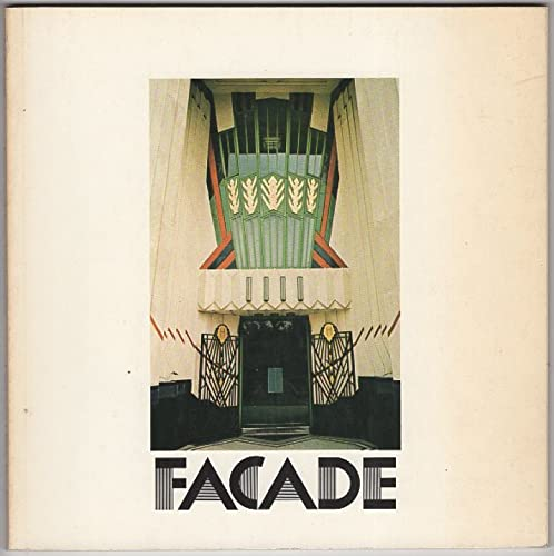 9780903811200: Facade: A Decade of British and American Commercial Architecture, 1929-39