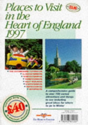 9780903824224: Places to Visit in the Heart of England 1997