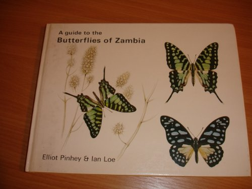 9780903841023: A Guide to the Butterflies of Zambia