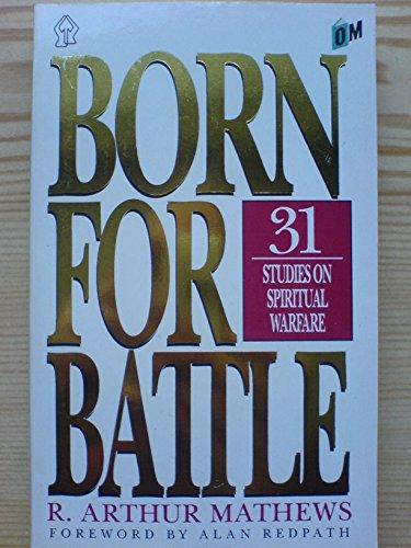 9780903843577: Born for Battle