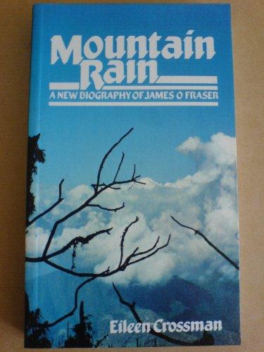 MOUNTAIN RAIN: EILEEN CROSSMAN