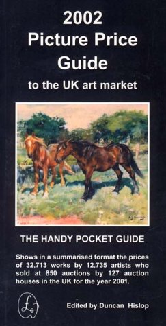 9780903872720: Picture Price Guide 2002: UK Art Market
