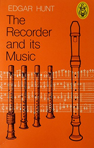 9780903873314: Recorder and Its Music (Eulenberg books)