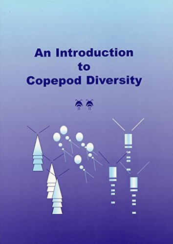 An Introduction to Copepod Diversity: v. 166: G.A. Boxshall