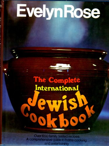 9780903895668: Complete International Jewish Cook Book