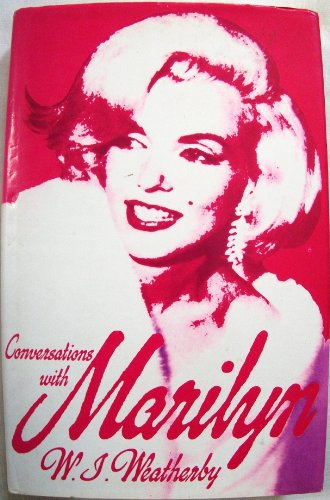 9780903895682: Conversations with Marilyn: Portrait of Marilyn Monroe