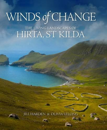 9780903903295: Winds of Change: The Living Landscapes of Hirta, St Kilda