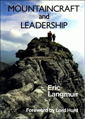 9780903908757: Mountaincraft and Leadership
