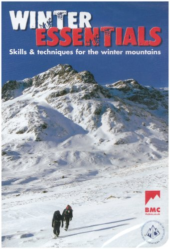 9780903908924: Winter Essentials: The Skills and Techniques for Winter Mountaineering