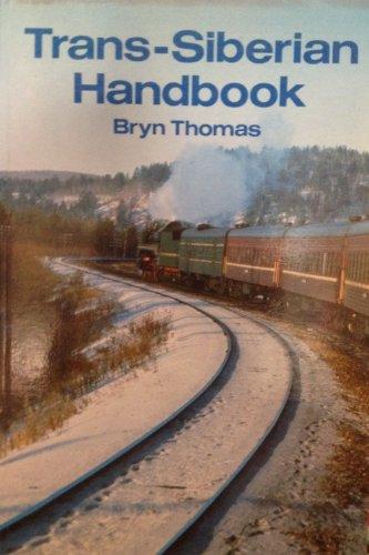 9780903909693: Trans-Siberian Handbook