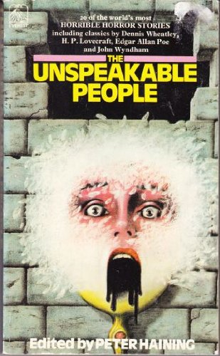 9780903925877: The unspeakable people