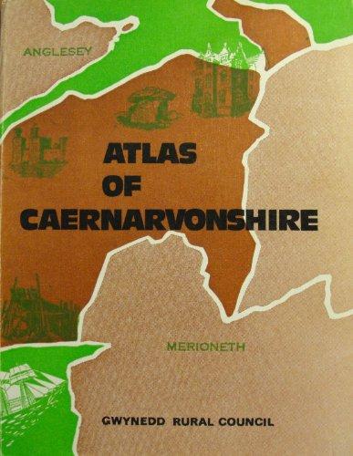 9780903935050: Atlas of Caernarvonshire